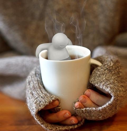 Tea Infuser Funny Gift