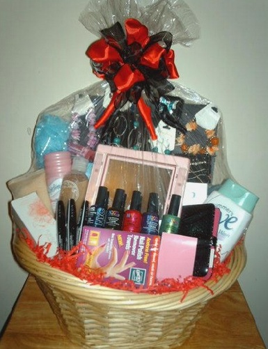 Teenager Gift Basket