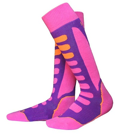 Thermal Spine Socks