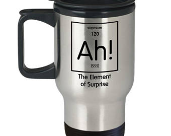 Thermo Coffee Mug for College Student