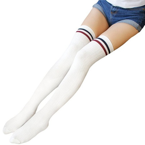Thigh High Tube Socks