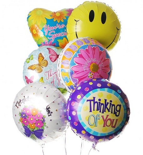 Thinking of You Balloon Gift