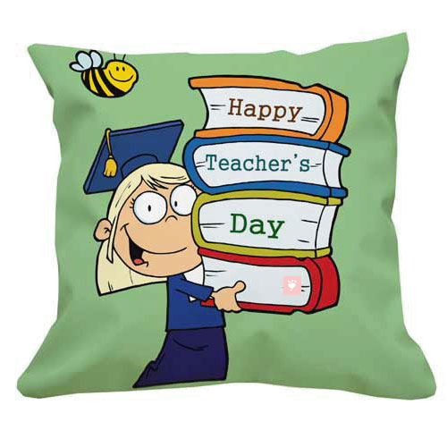 Throw Pillow with Wordings