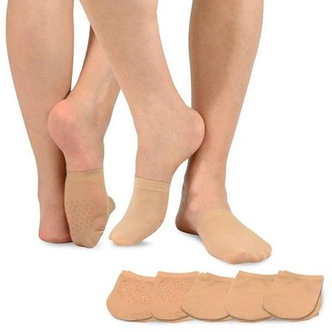 Toe Topper Liner Socks