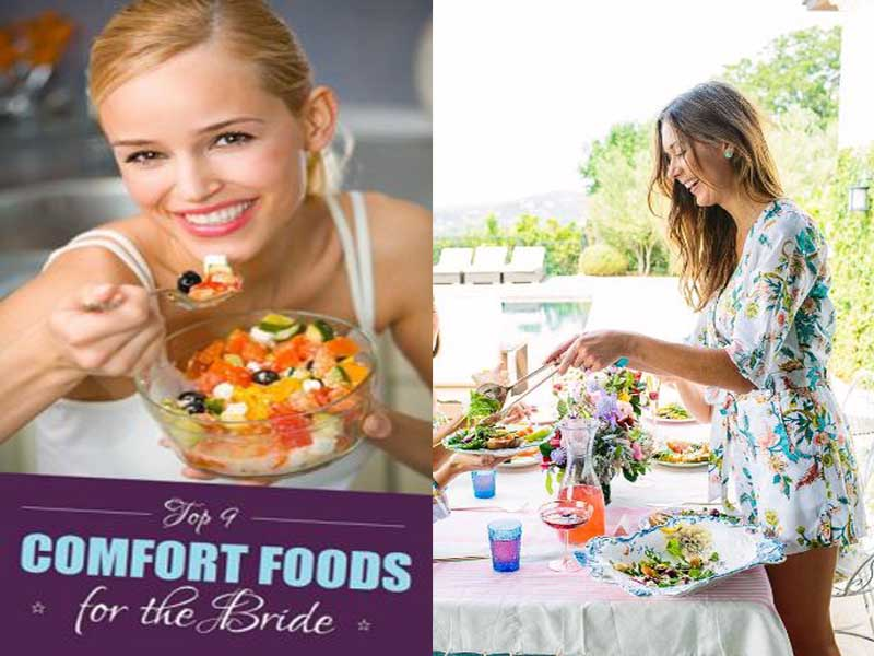 foods for bride