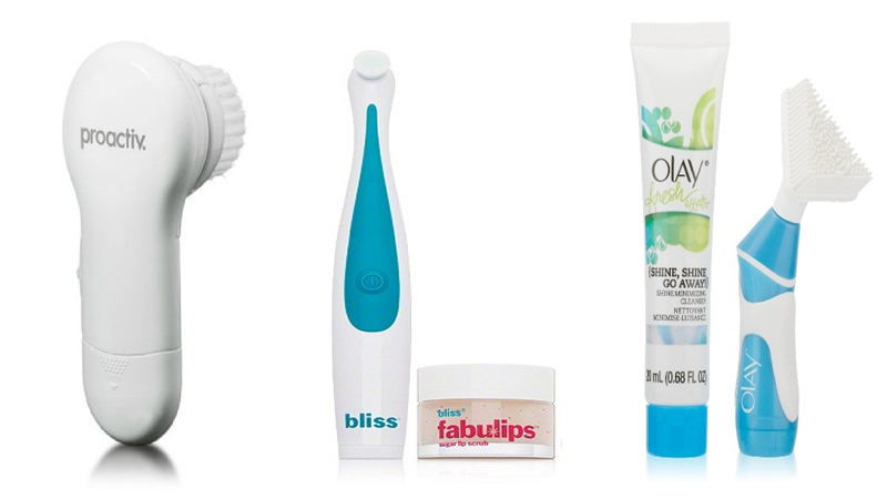 Face Scrub Brushes