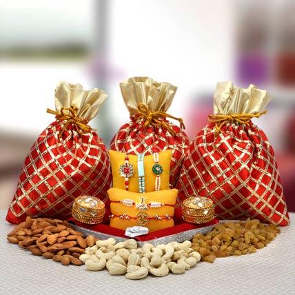 Traditional Rakhi Gifts