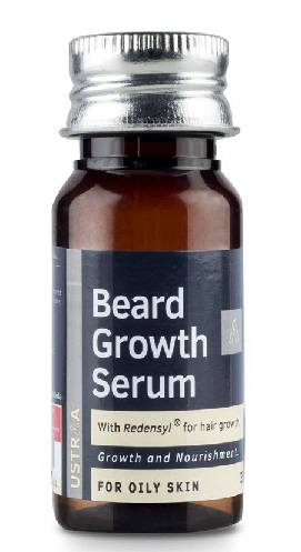 Ustraa Beard Growth Serum for Oily Skin