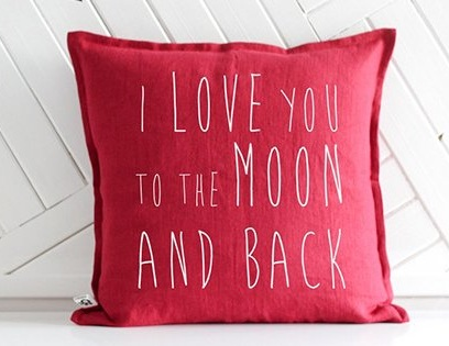 Valentine's Cushion Gift