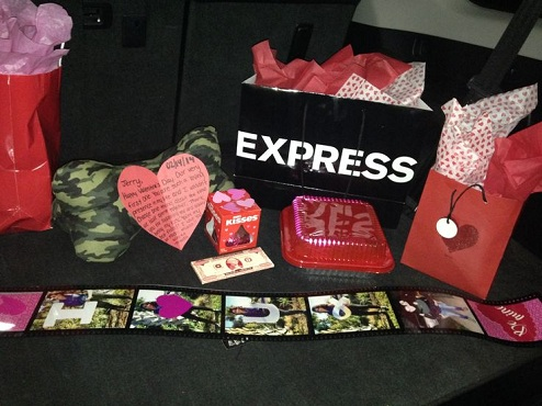 Valentine's Day Surprising Gifts