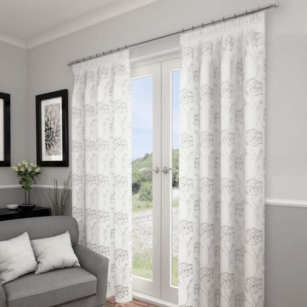 Voile Curtain Designs