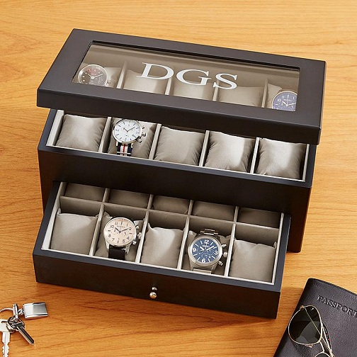 Watch Collection Box