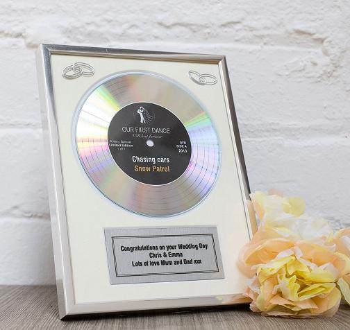 Wedding Dance CD Gift for Couple