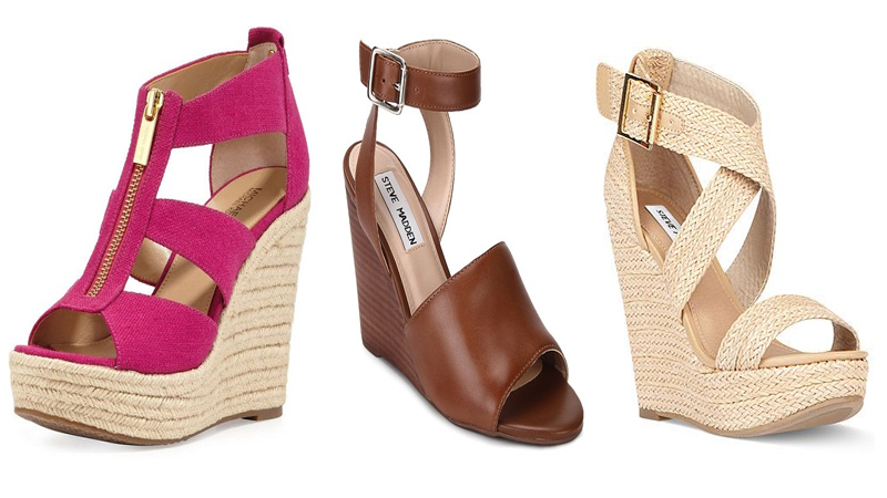 Wedge Shoes Designs