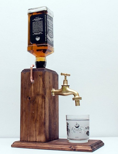 Whiskey Dispenser