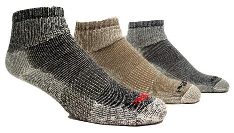 Woolen Low Ankle Socks