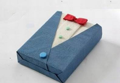 Wrapping Ideas for Men