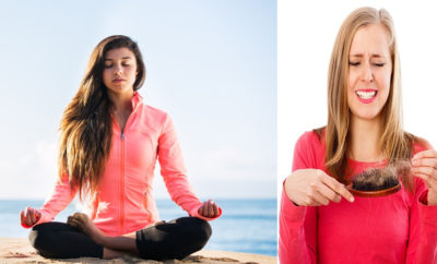 14 Different Yoga Poses For Hair Fall Control | Styles At LIfe