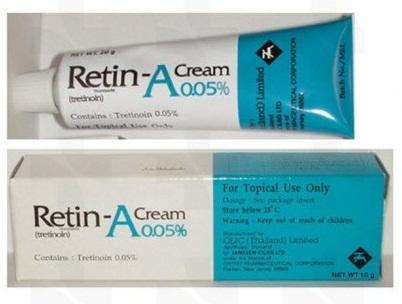 antibiotic for pimples Retinoid
