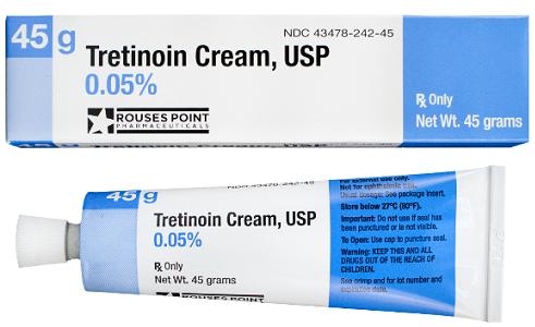antibiotics for acne Tretinoin