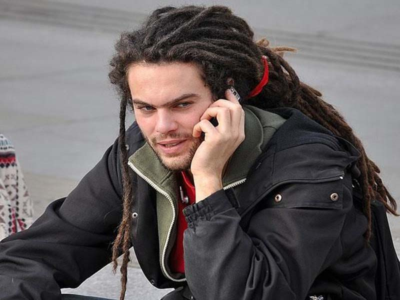 dread hairstyles for men