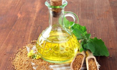 how to make mustard oil