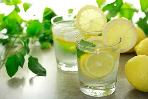 Bloated Stomach Remedies Lemon Water