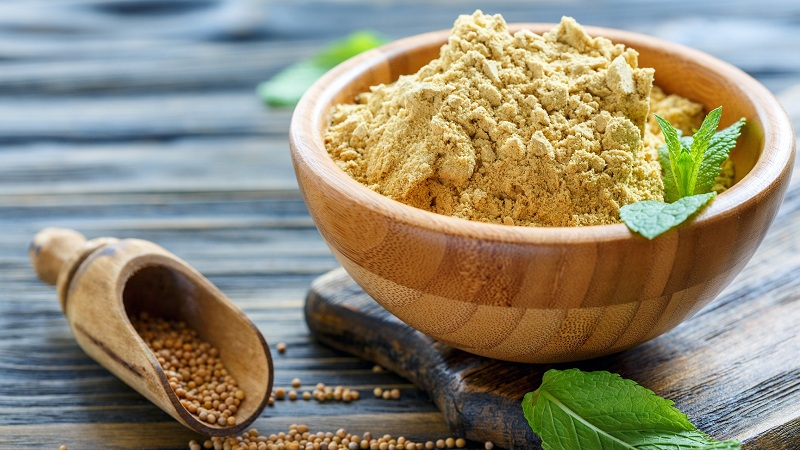 Mustard Powder Benefits