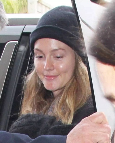 Leighton Meester Without Makeup1