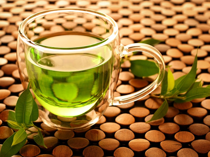uses of green tea