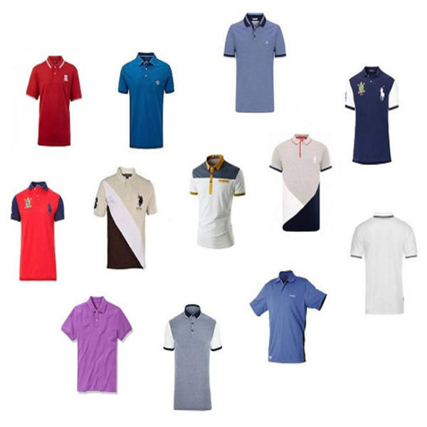 a0aa1e069 15 Classic Polo Shirts with Different Collars and Colours