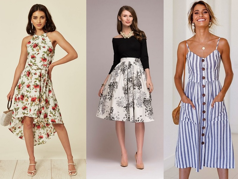 25 Latest Summer Dresses For Women In Fashion Styles At Life
