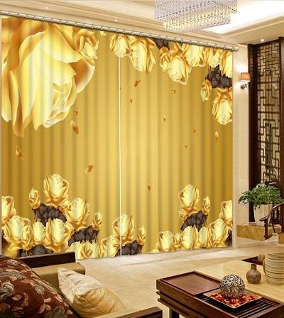 3D Print Modern Curtain Design