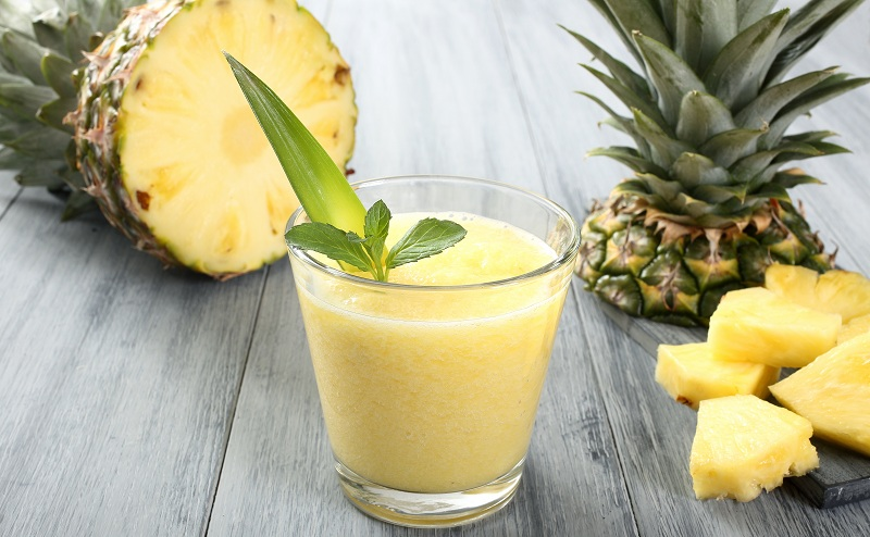 5 day pineapple diet plan