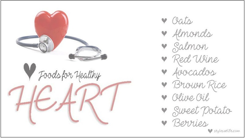foods for healthy heart