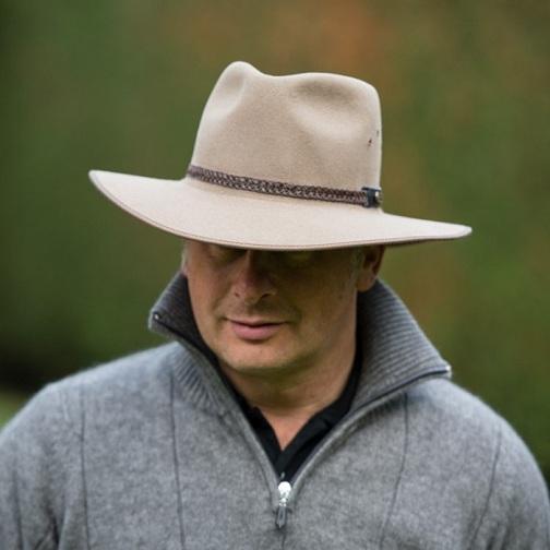 Sombrero de hombre Akubra