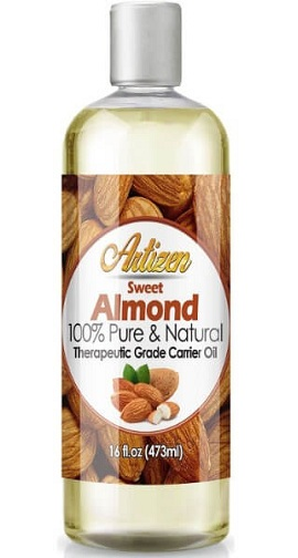Almond Oil with Aromatic Oil
