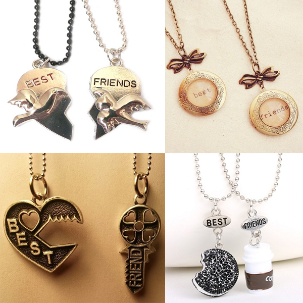 Best Friend Lockets