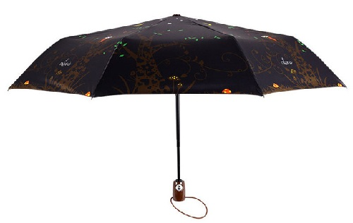 Anti UV Windproof Folding Umbrellas