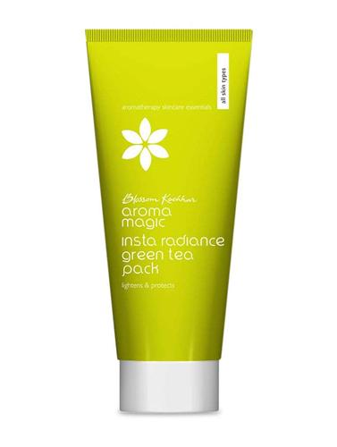 Aroma Magic Green Tea Mask Anti Oxidant Pack