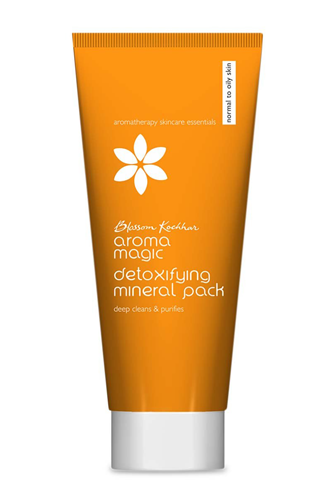 Aroma Magic Mineral Face Pack