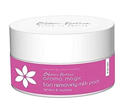 Aroma Magic Tan Removing Milk Pack
