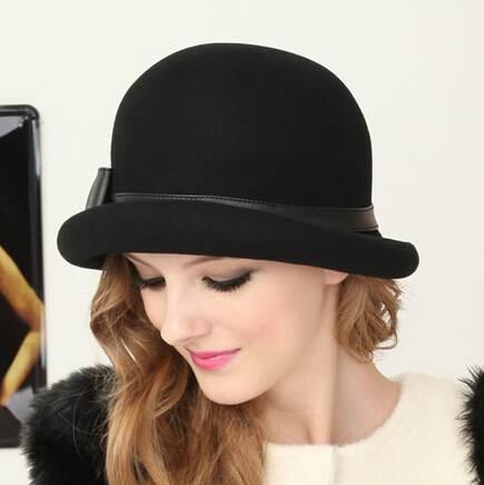 Autumn Wear Women's Bowler Hats