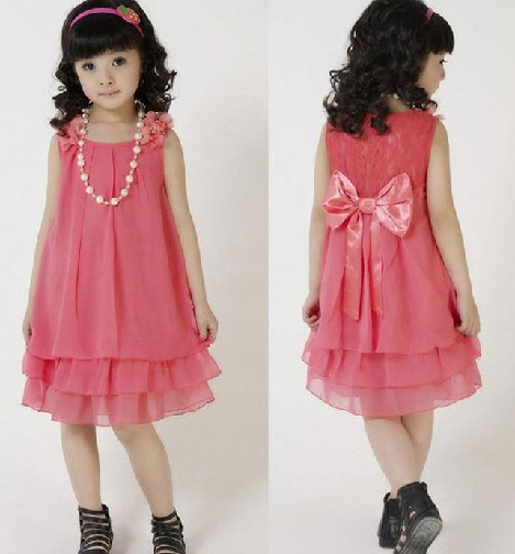 Baby Frock with Frills