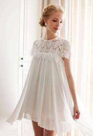 Teen Baby Doll Dress