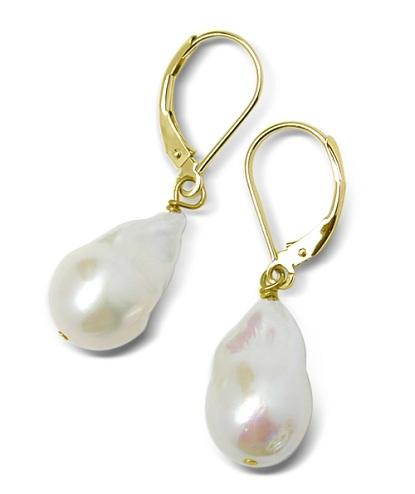 Baroque Freshwater Earrings