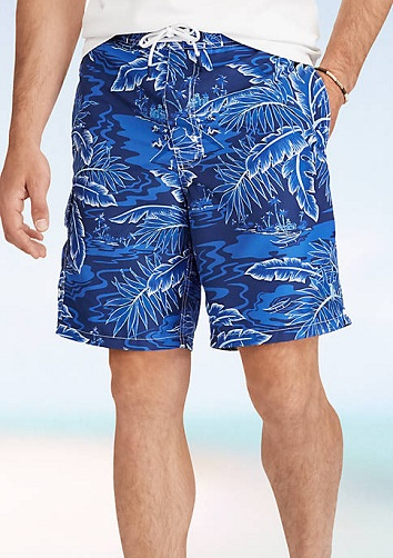 Beach Surfer Trunk Men's Swimsuit