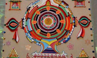 Jain Rangoli Designs