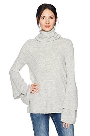 Bell Sleeve Women's Sweater