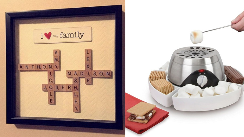 Best And Unique Gift Ideas For Family 2018